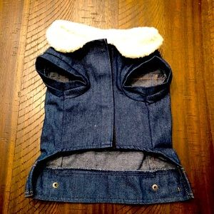 3 for $25 Bundle - Small Dog Jean Jacket